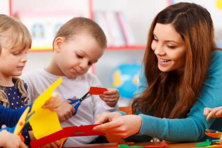 A Prática do Professor na Educação Infantil