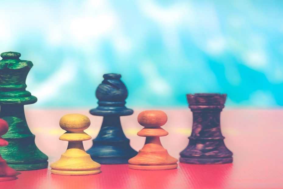 Xadrez: jogo de aprendizado lúdico