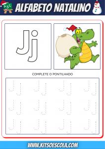 Natal - Alfabeto (2)