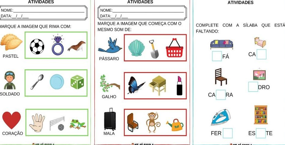Corujinha Fonológica