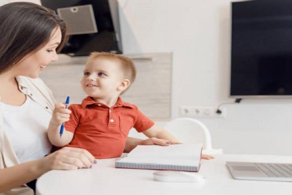 3 atividades para ensinar seu filho a escrever seu nome